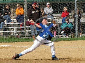 Pitcher dragging