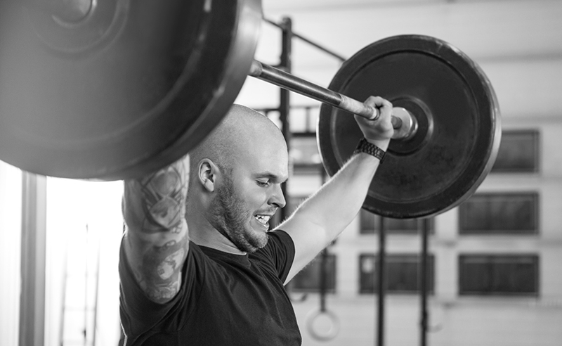 Lifting Weights Overhead is a Privilege, Not a Right, Athletes' Training Center