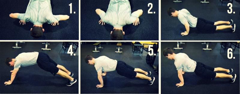 3 Common Push Up Mistakes & How to Correct Them, Athletes' Training Center