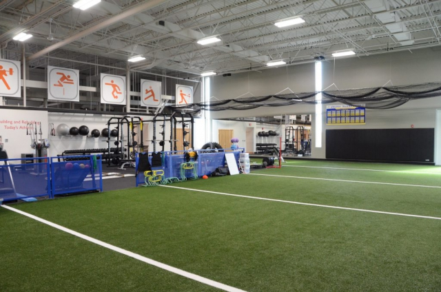 athletes training center