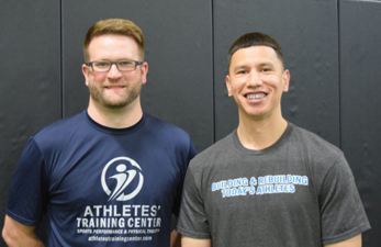 Featured Success Story – Donald Chamberlain, Athletes' Training Center