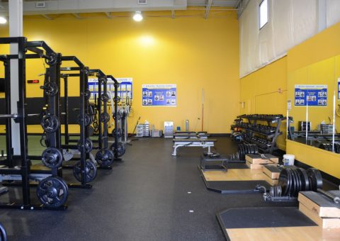 athletes training center omaha