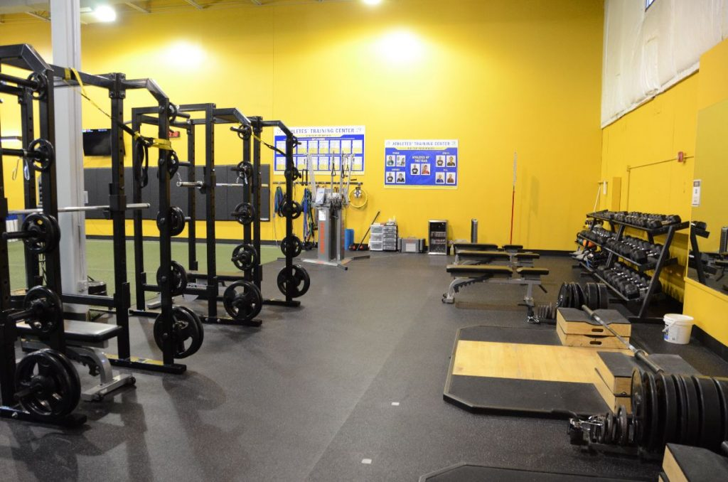 About, Athletes' Training Center