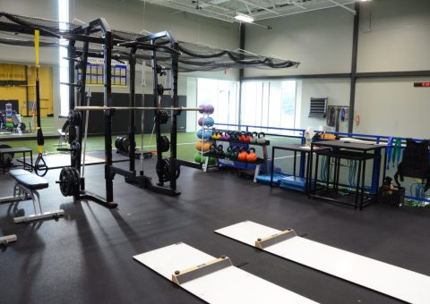 athletes training center papillion
