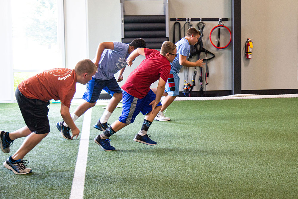 sports training omaha ne