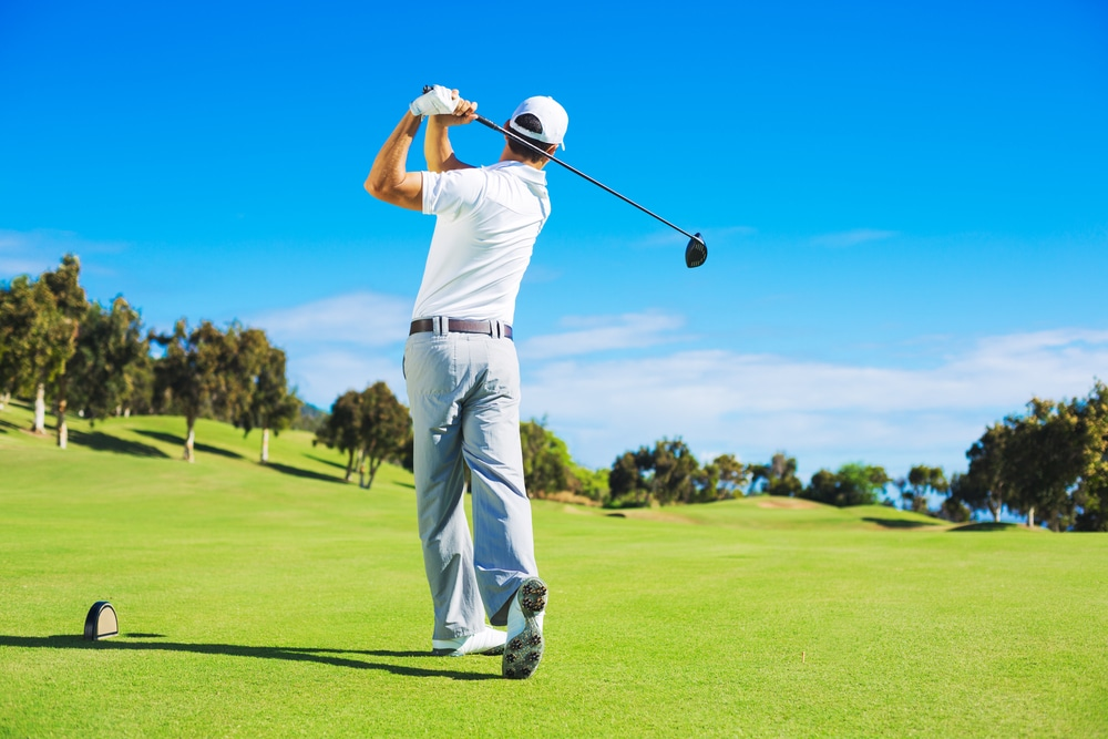Alleviating Back Pain in Your Golf Game, Athletes' Training Center