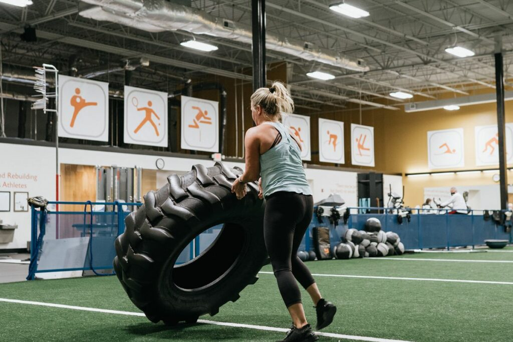 Back To School, Back to Fit in 40, Athletes' Training Center